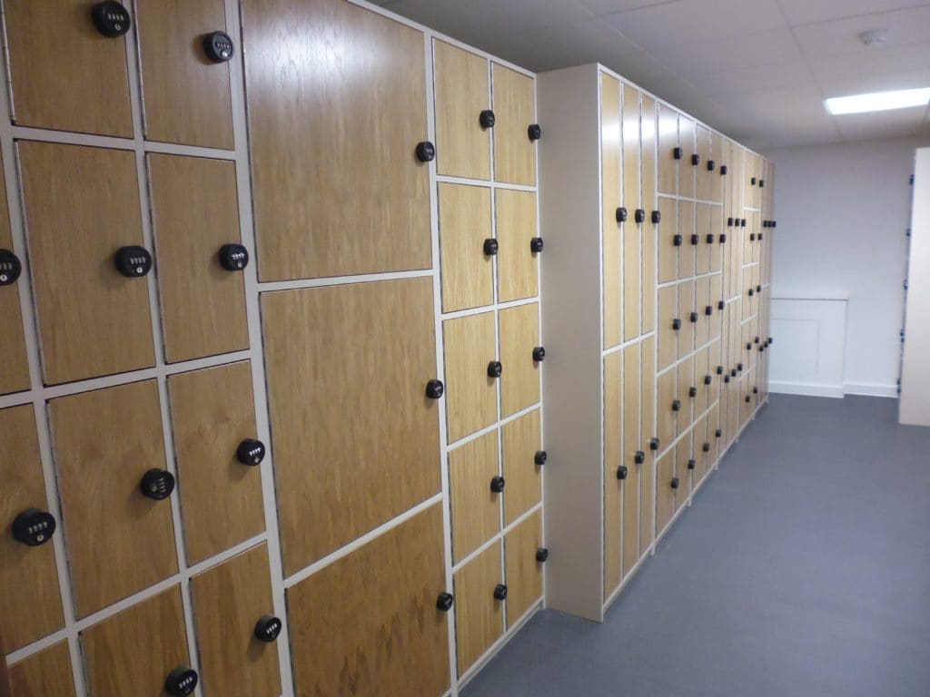 Greshams School School Lockers