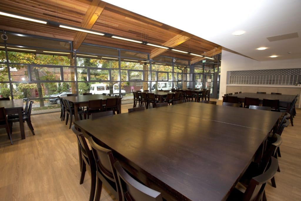Bromsgrove School Dining Room Furniture