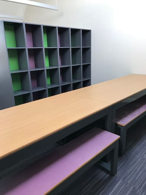 Dean Close Benches And Storage