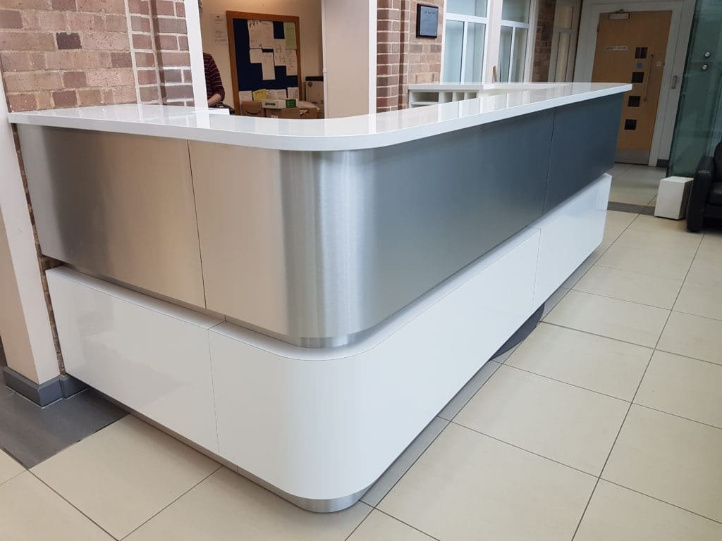Edgbaston High School For Girls Reception Desk
