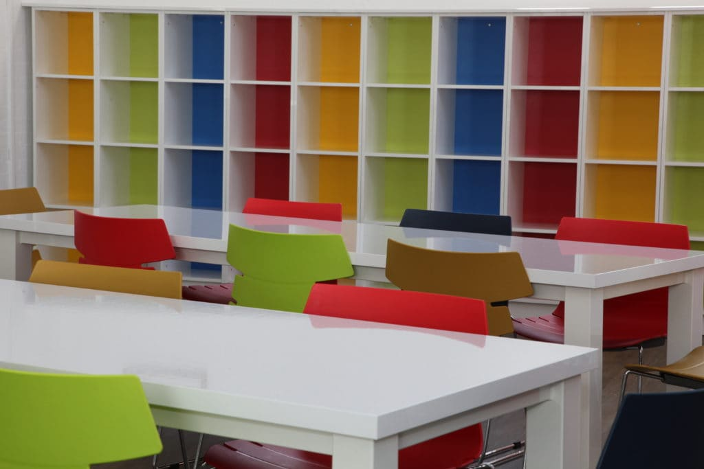 Epsom College Dining Furniture