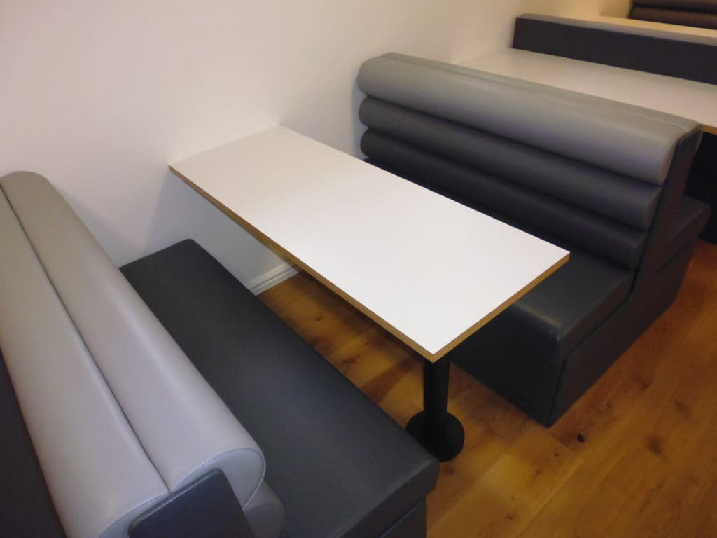 Radley College Bench Seating