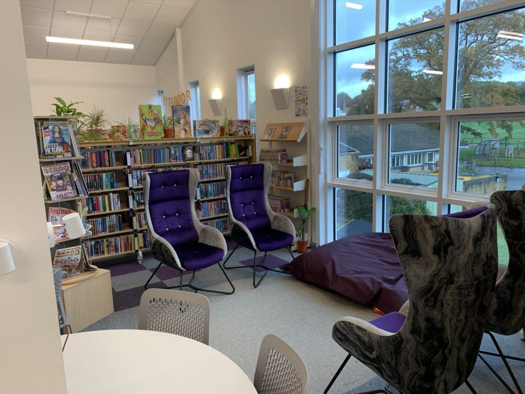 Sheldon School Library Furniture