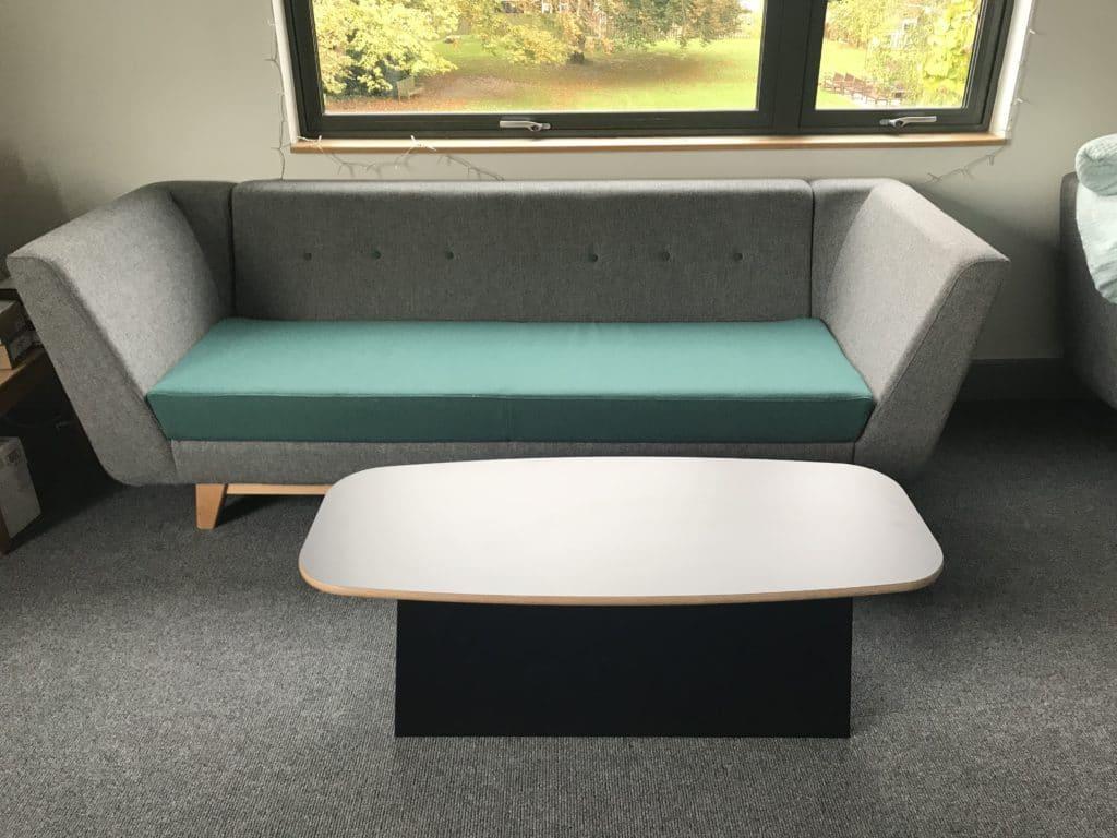 St John's Leatherhead Reception Sofa
