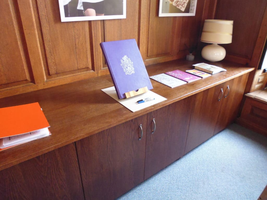 Wycliffe College Cabinets